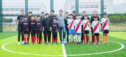 铂烽体育助力中国青少年足球运动发展
