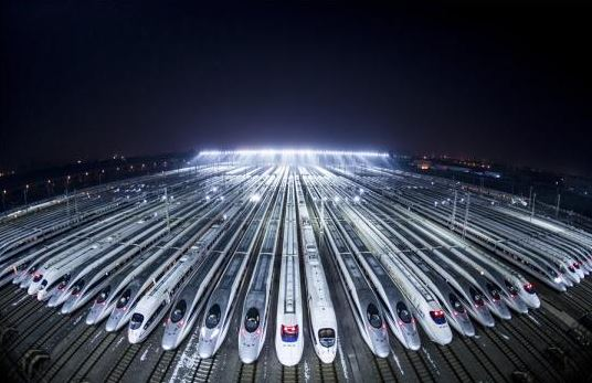 Chinese railways continue incredible expansion