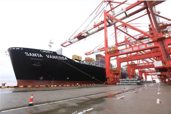 全国首单跨港区供油业务成功开展_助推长三角海事服务一体化