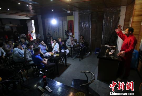 俄罗斯主流媒体参访四川昭化